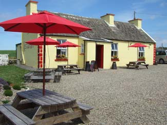 Stone Cutters Kitchen - Doolin County Clare Ireland