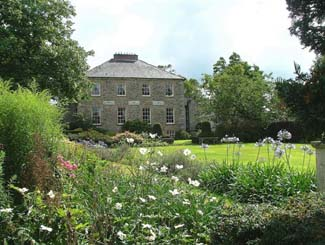 Kilmokea Manor House & Gardens  - Great Island Campile County Wexford Ireland