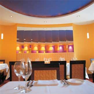 Jaipur Restaurant Malahide - Malahide County Dublin Ireland - interior