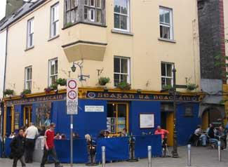 Tigh Neachtains Pub & Artisan Restaurant - Galway City ireland