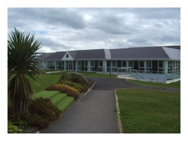 Co Sligo Golf Clubhouse