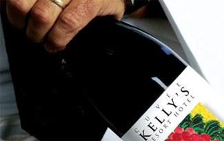 Ten of the best hotels for wine in Ireland