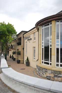 Keenans Hotel and Restaurant - Tarmonbarry County Roscommon Ireland  - Exterior