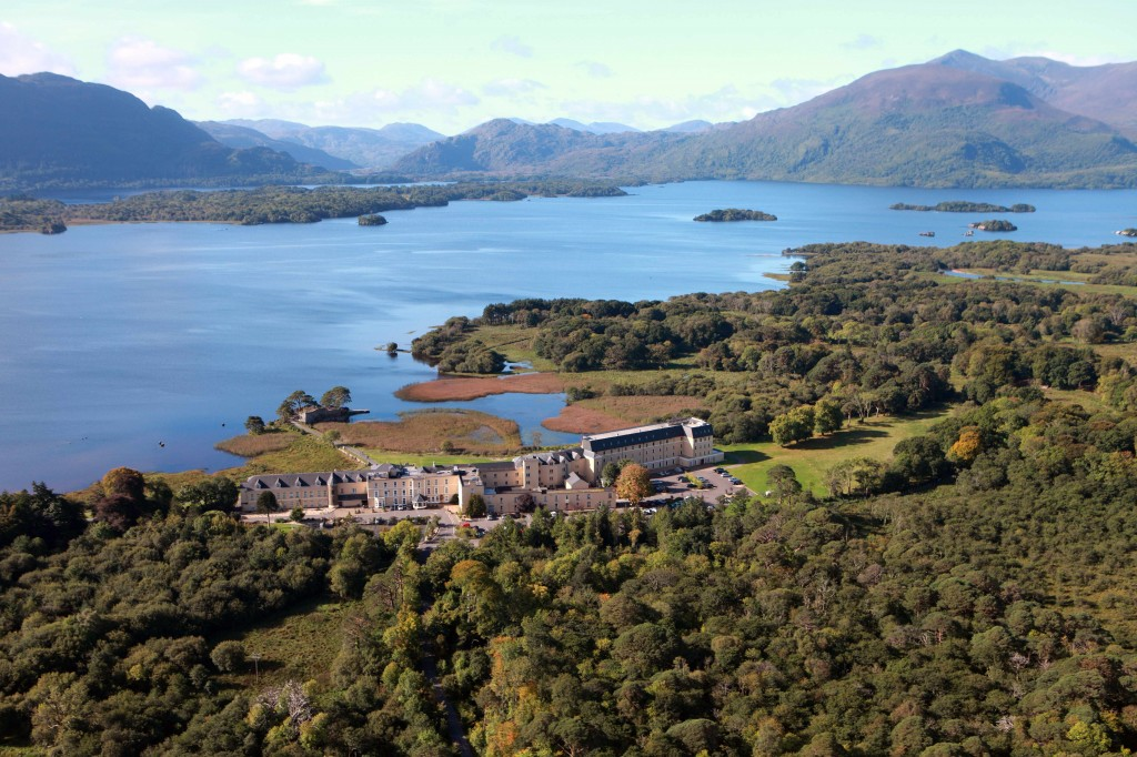 Lake Hotel Killarney, the Huggard family celebrates a century in hospitality in 2012