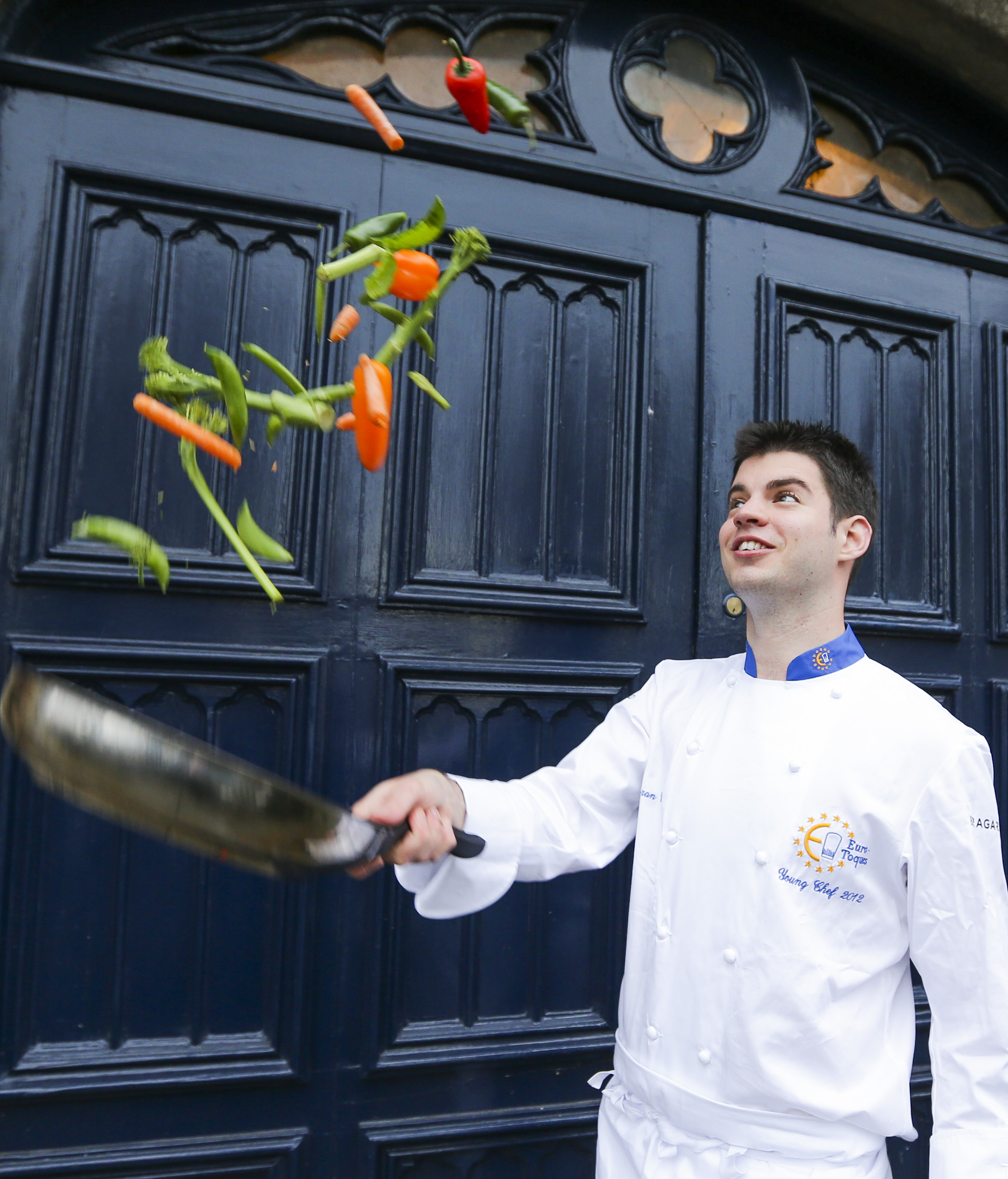 Euro toques Young Chef of the Year 2012