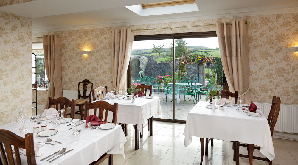 Waterford Glasha dining room