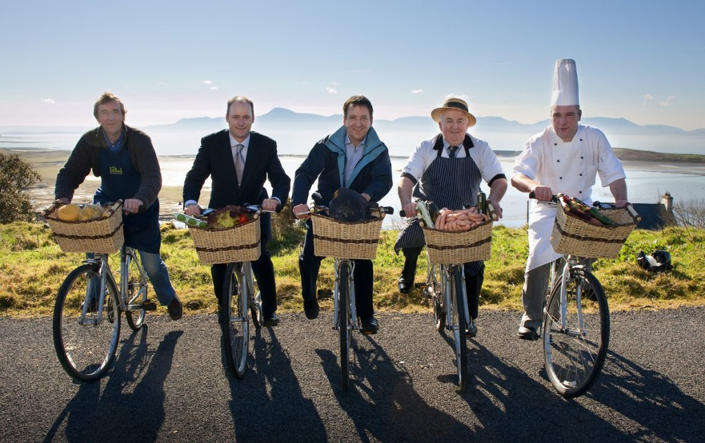 Local food producers' trail, supported by Mulranny Park Hotel