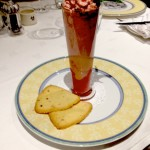 Finn's Table Strawberry Fool with Pink Peppercorn Shortbread