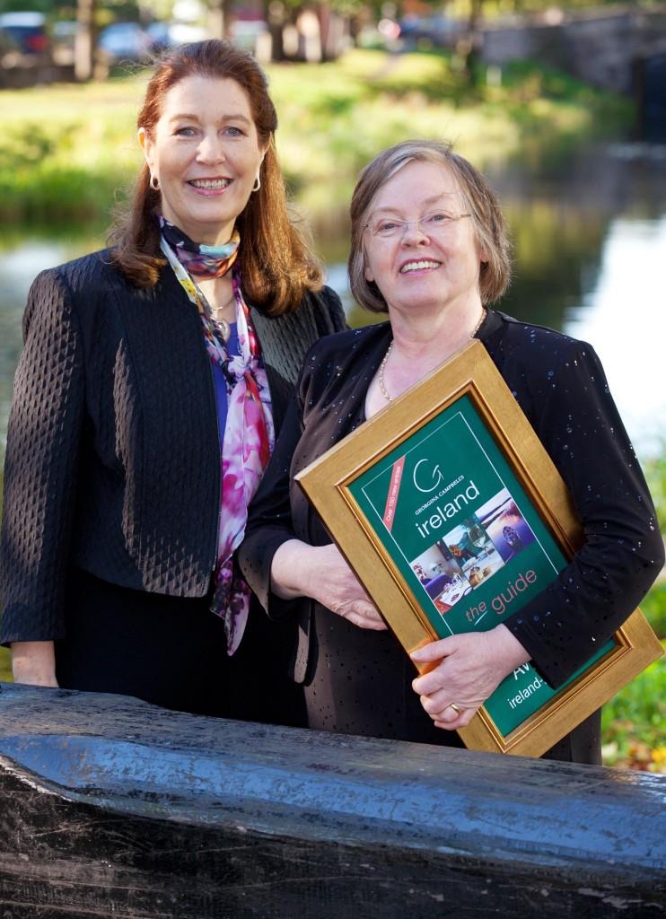 Georgina Campbell & Patsy O'Kane