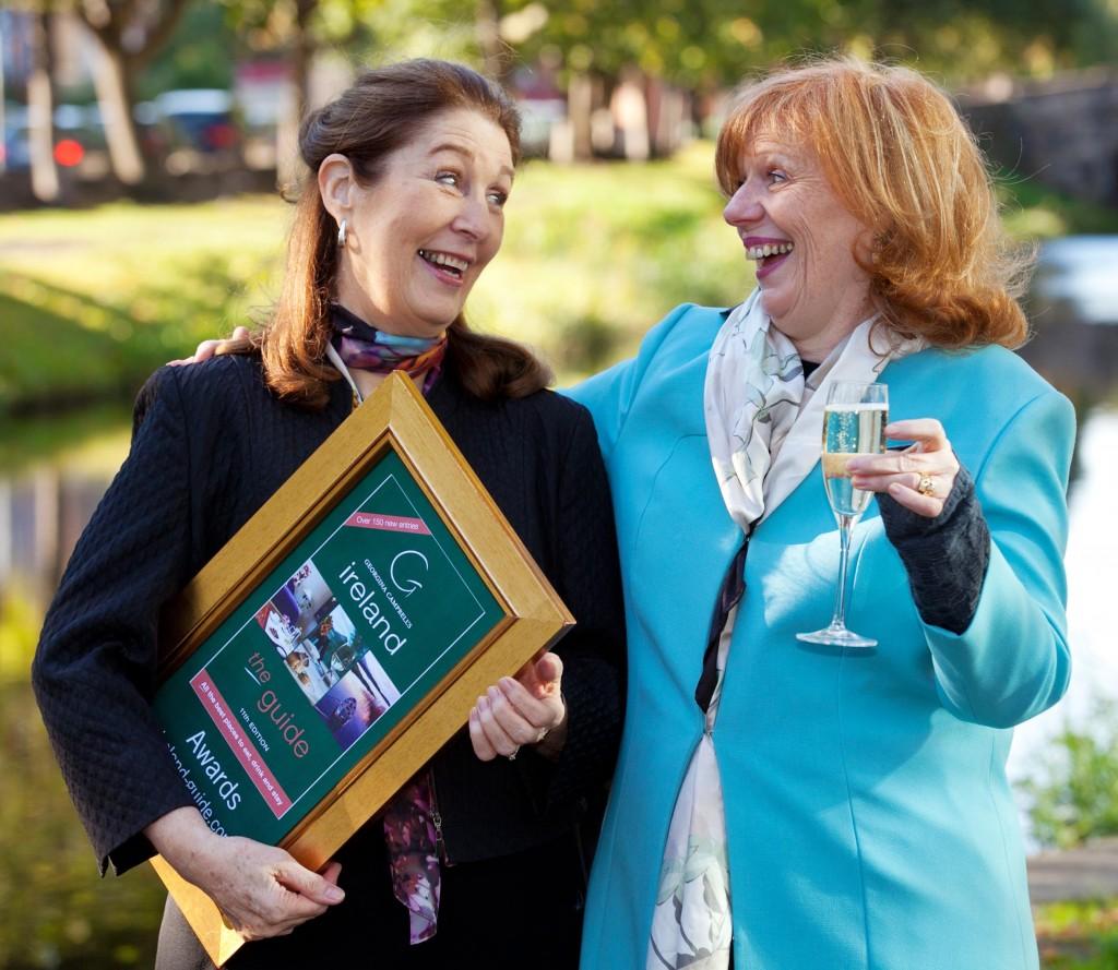 Georgina Campbell & Eileen Dunne
