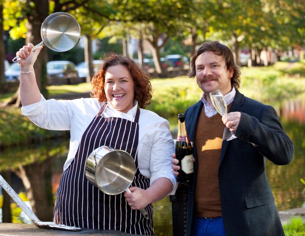 Jess & David Murphy of Kai Café & Restaurant