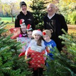 Christmas Trees Presented to Jack and Jill Foundation
