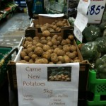 Carne new potatoes