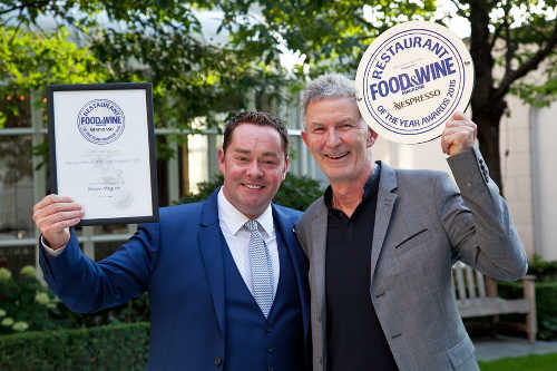 Neven Maguire & Kevin Thornton