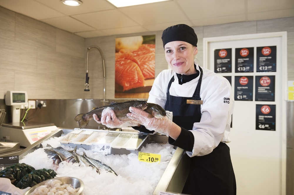 Lidia Fish Dunnes Galway