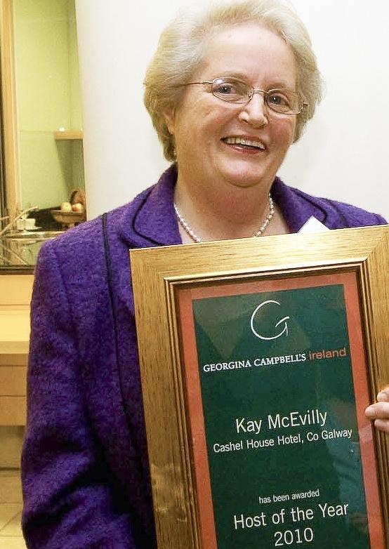 Kay McEvilly