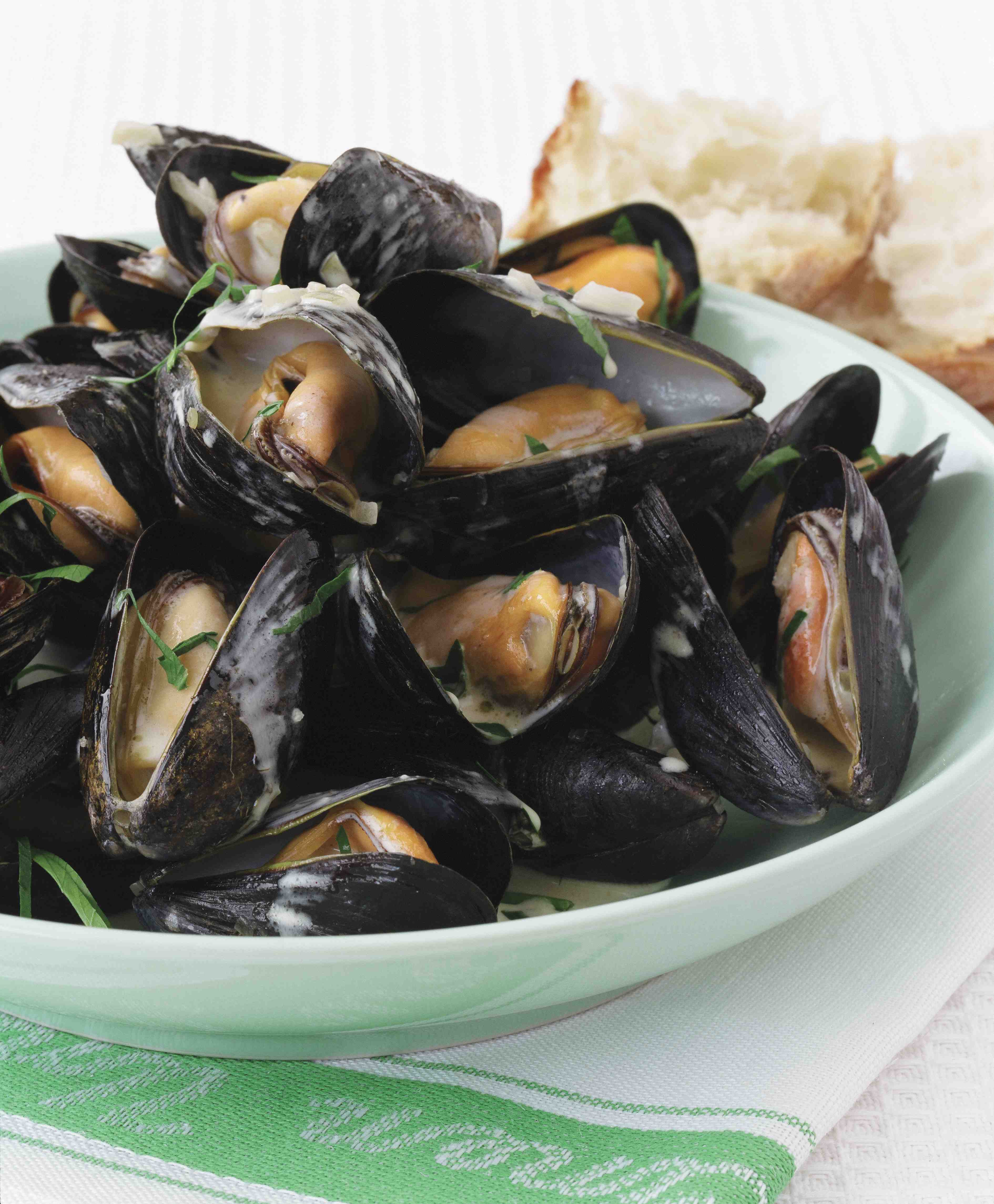 Time to Flex your Mussels Again!