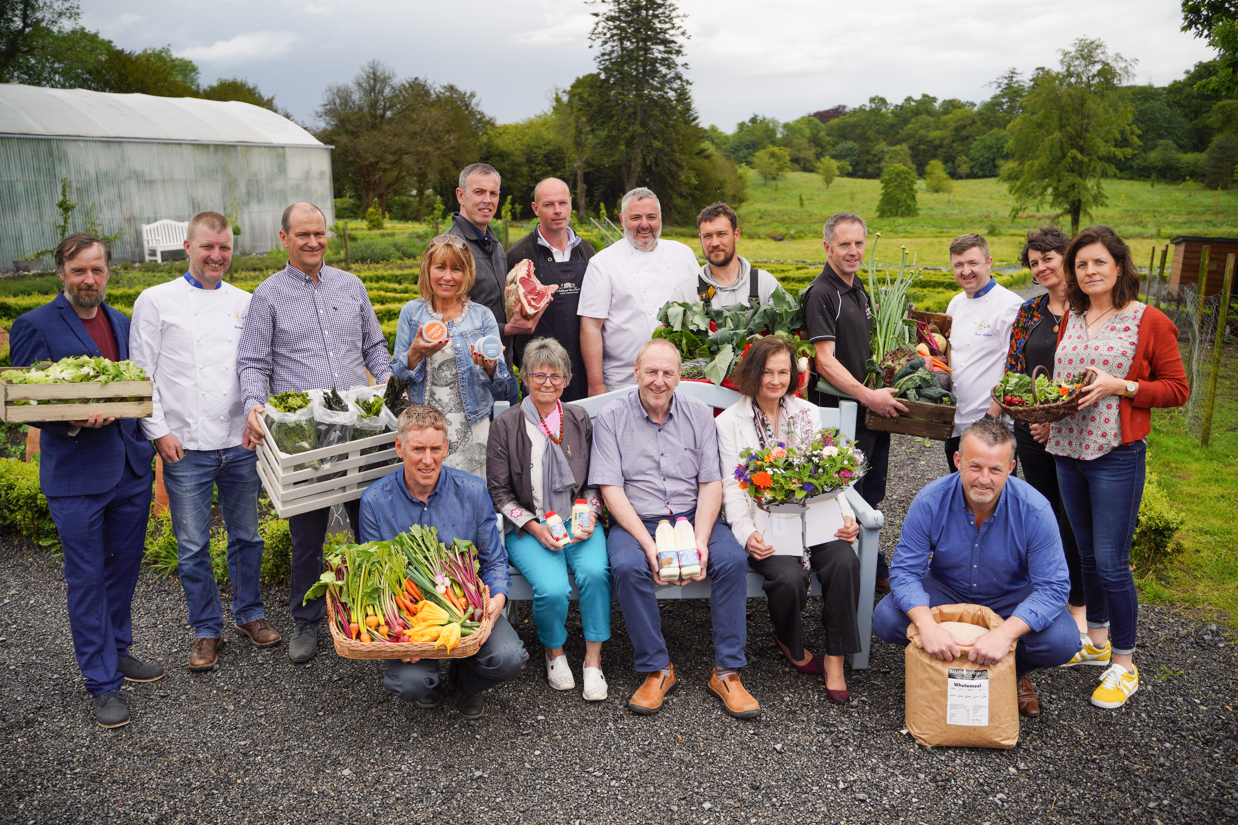 Winners announced at the Euro-Toques Food Awards presented by EirGrid